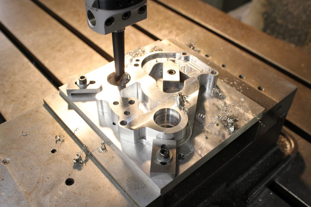Jig Boring Machining Services- Precise Machine Company