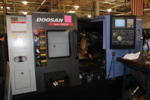 Doosan CNC Turning and Milling - Precise Machine Company