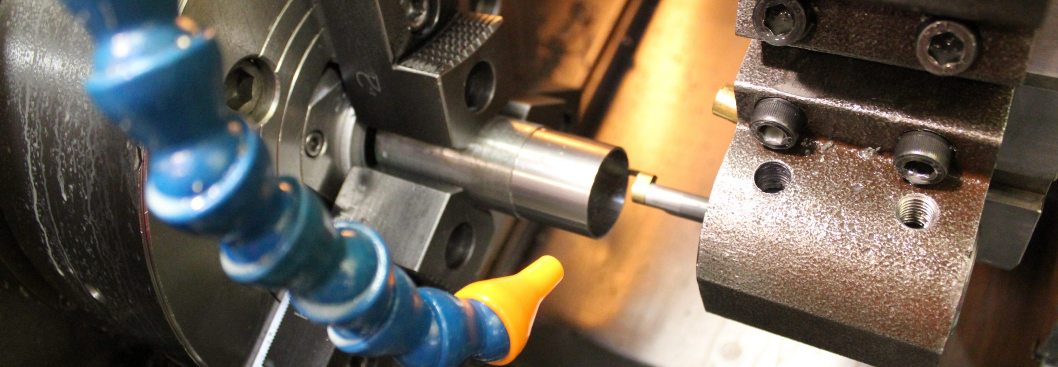 CNC Turning and Milling Machining Services - Precise Machine Company